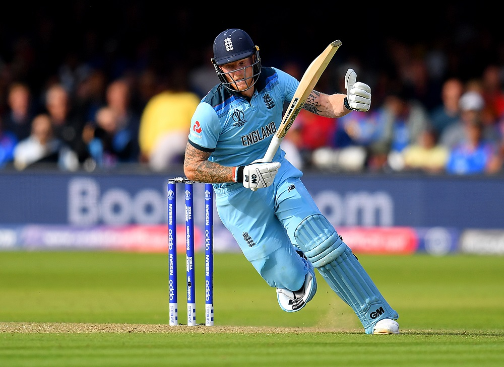 Ben Stokes in the CWC Final against New Zealand, 2019