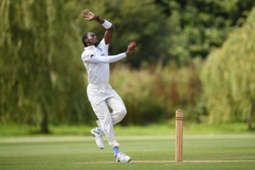 Jofra Archer, Surrey 2nd XI v Gloucestershire 2019