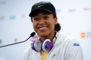 Naomi Osaka at the Media All Access Hour, WTA Finals 2019, Shenzhen
