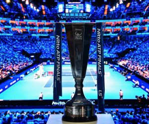 Nitto ATP World Tour Finals Trophy