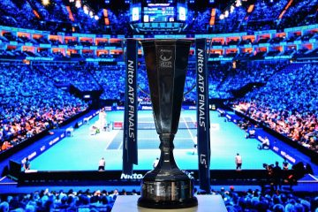 Nitto ATP World Tour Finals Trophy