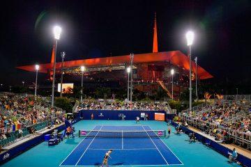 The Miami Open Hard Rock Stadium
