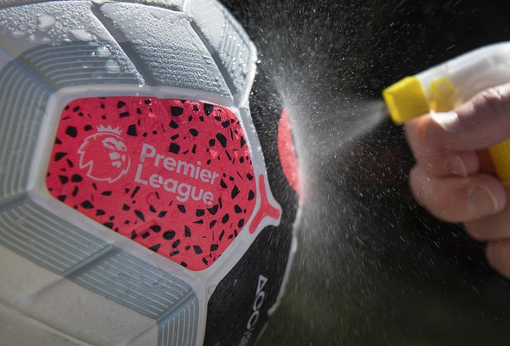 Premier League Ball 2020