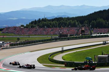 F1 Grand Prix - Spielberg, Austria 2019 | (Photo by Charles Coates/Getty Images)
