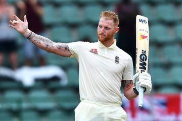Ben Stokes in the Third Test against South Africa 2020