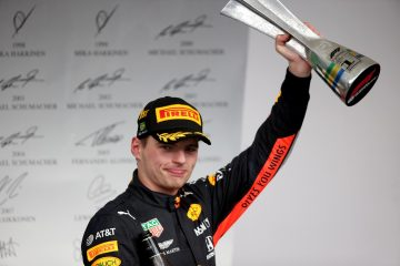 Verstappen Brazil GP 2019 | (Photo by Charles Coates/Getty Images)