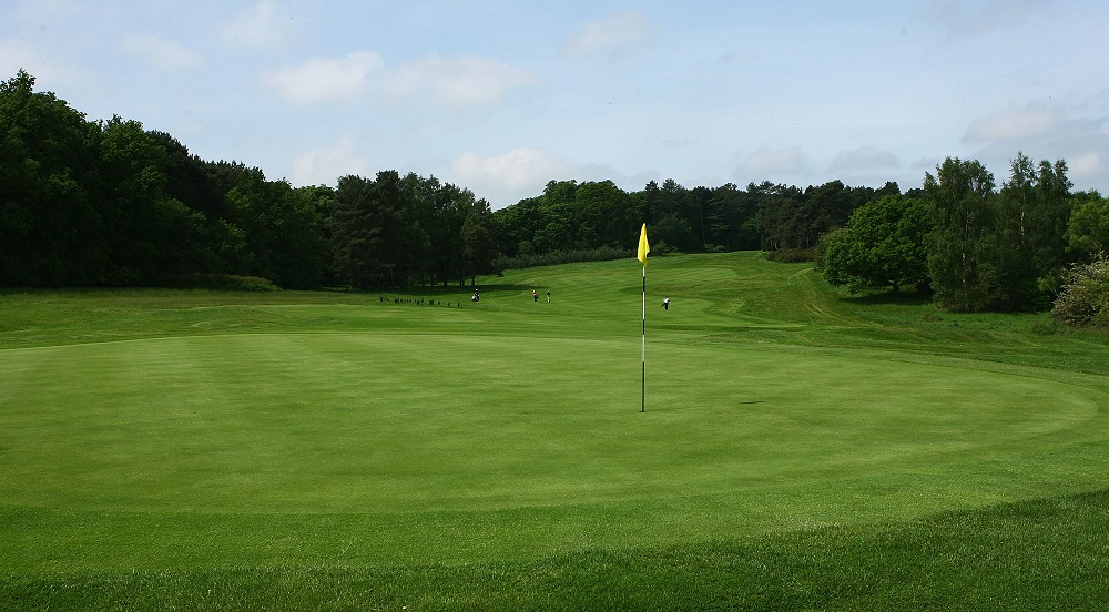 Golf General View