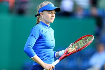 Harriet Dart in the 2019 Nature Valley Classic, Birmingham, UK