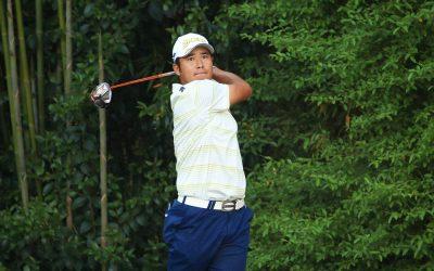 Hideki Matsuyama on the Final Round of The Masters 20201, Augusta, Georgia, USA
