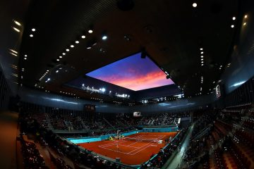 The Caja Magica Mutua Madrid Open