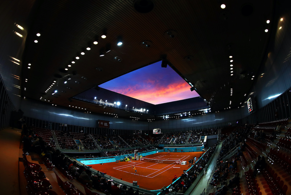 The Caja Magica Mutua Madrid Open