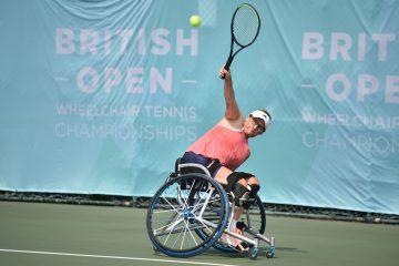 Cornelia Oosthuizen at the 2021 British Open